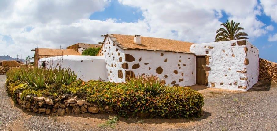 Maisons traditionnelles Fuerteventura