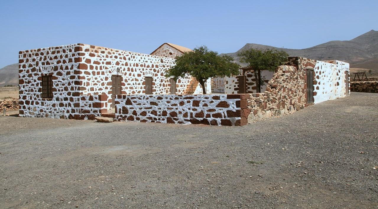 Maisons traditionnelles de Fuerteventura