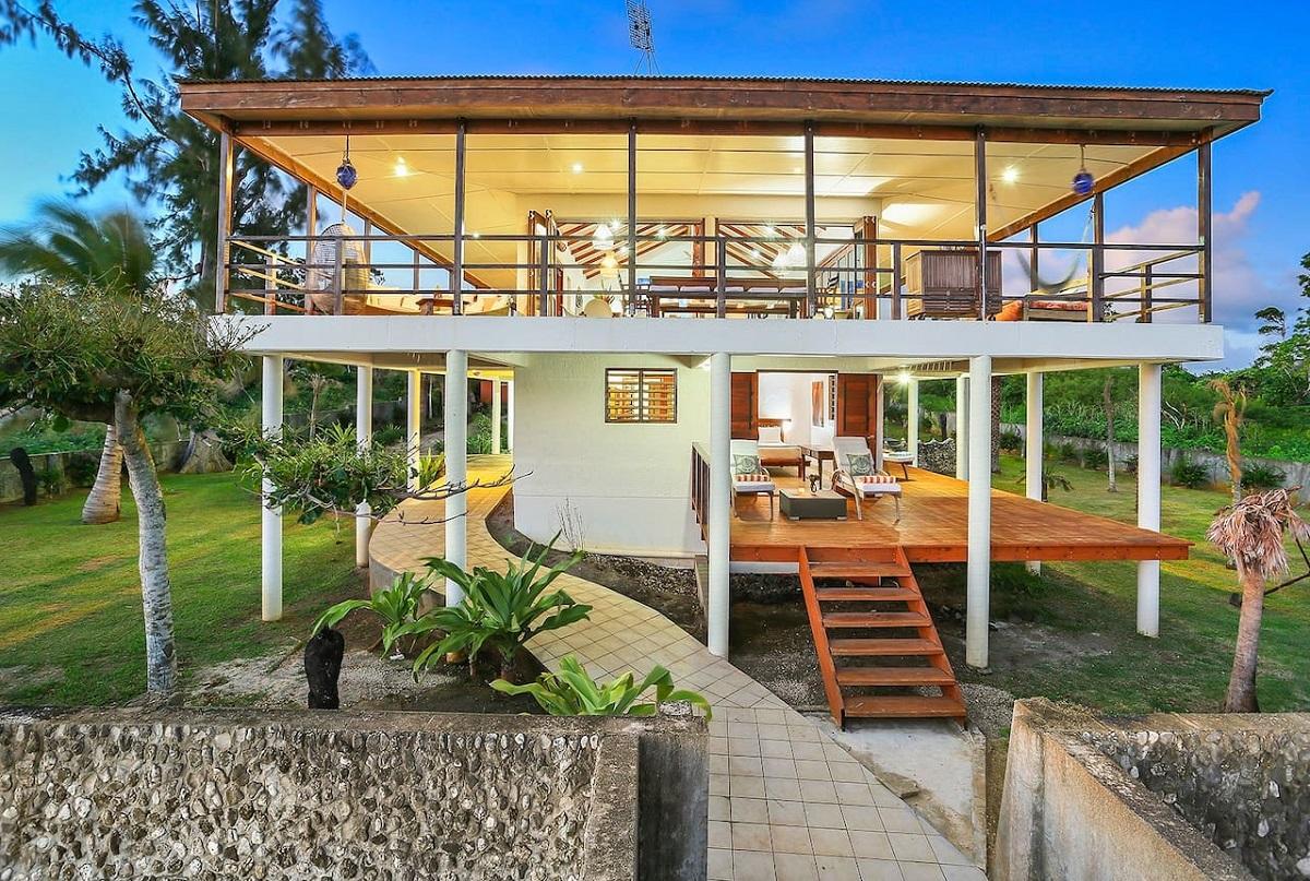 Superbe maison contemporaine à Port Vila