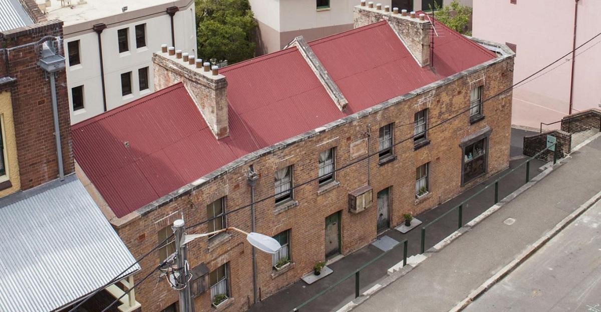 Susannah Place Sydney