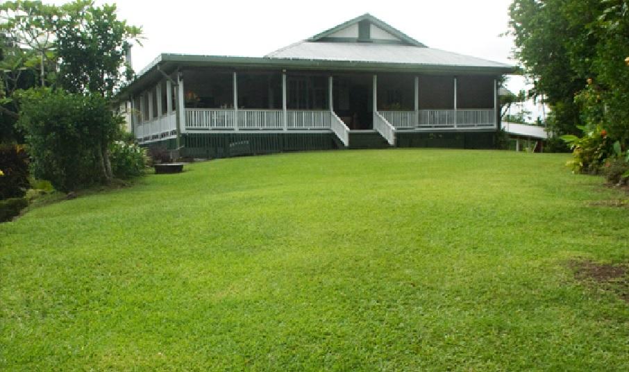 ancienne maison coloniale suva