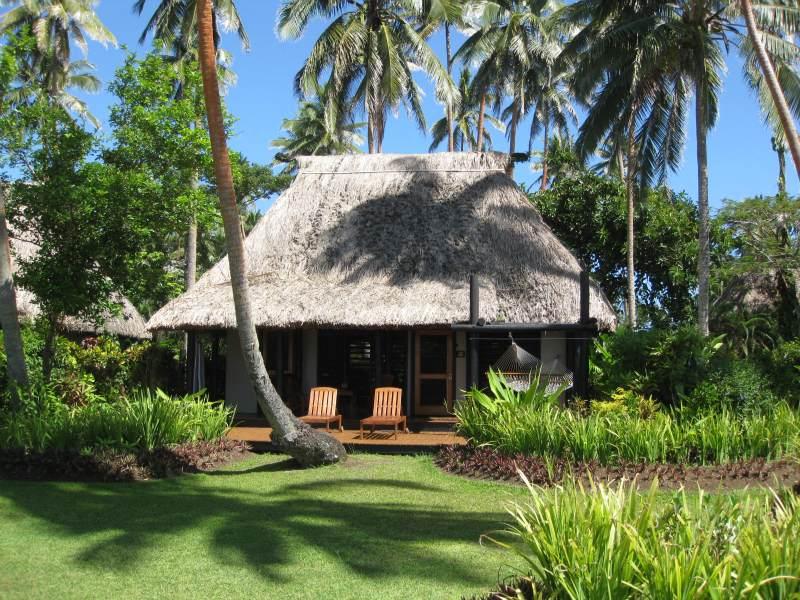 bâtiments traditionnels complexe Cousteau
