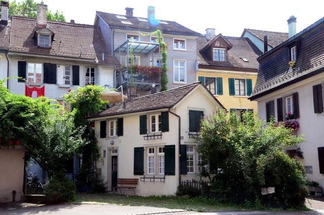 plus petite maison en Suisse