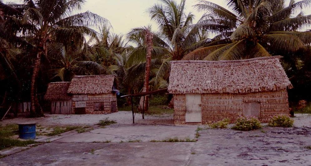 hutte îles marshall