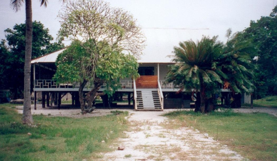 maison bois likiep