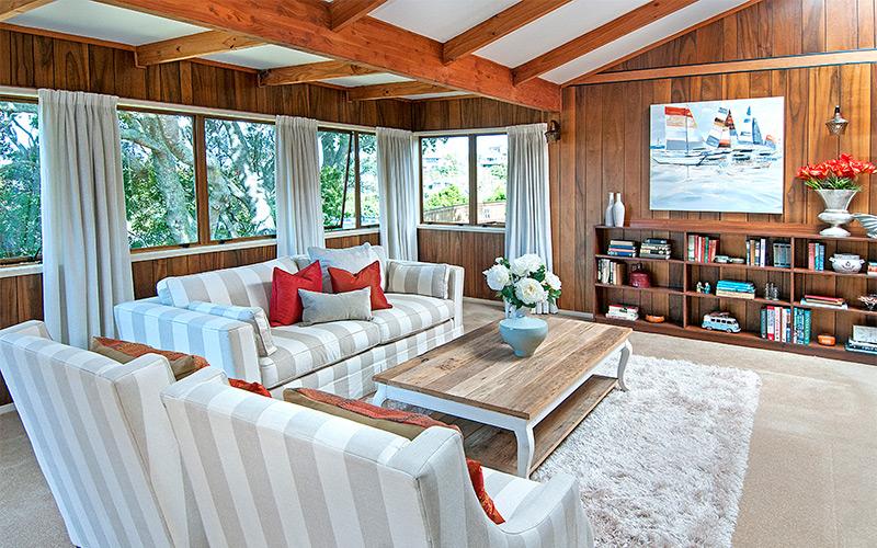 maison années 70 nouvelle zélande