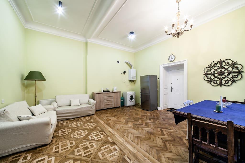 appartement maison chateau lviv