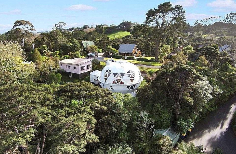 maison dome auckland