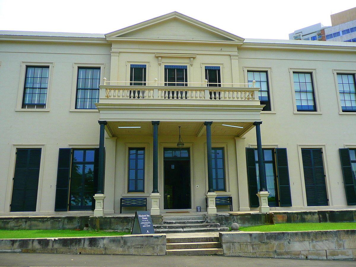 maison elizabeth bay sydney