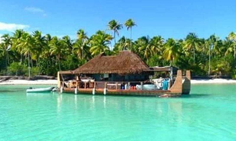 maison flottante polynésie française