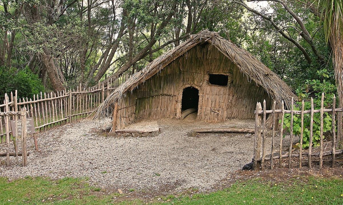 maison maori