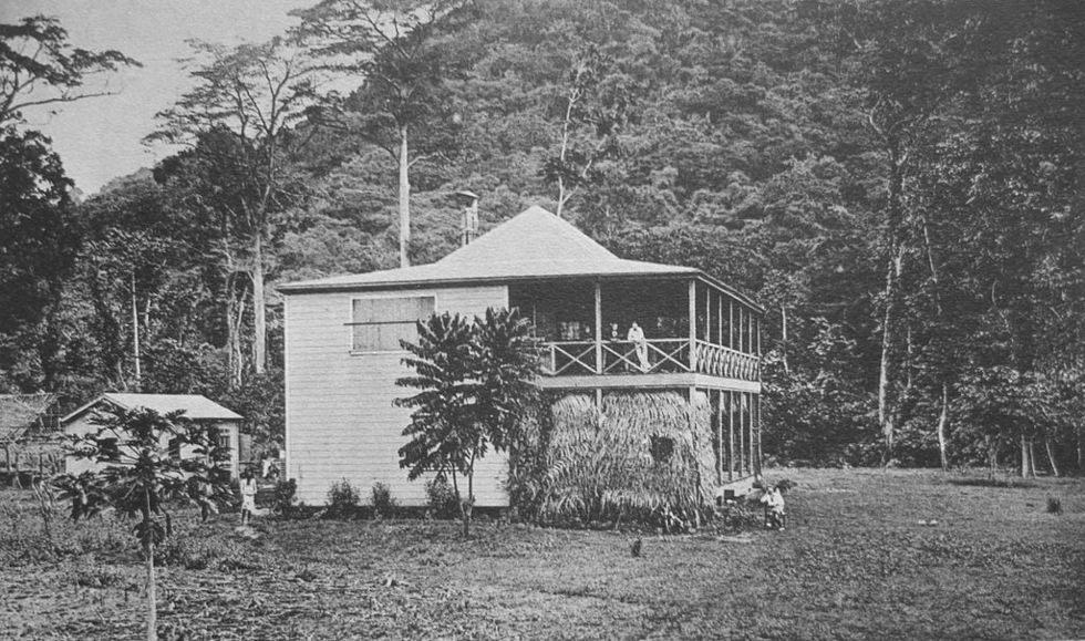maison robert louis stevenson samoa