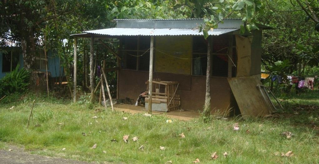 maison rurale micronésie