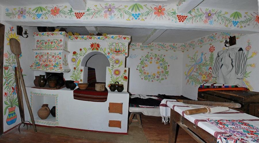 maison traditionnelle Podolie
