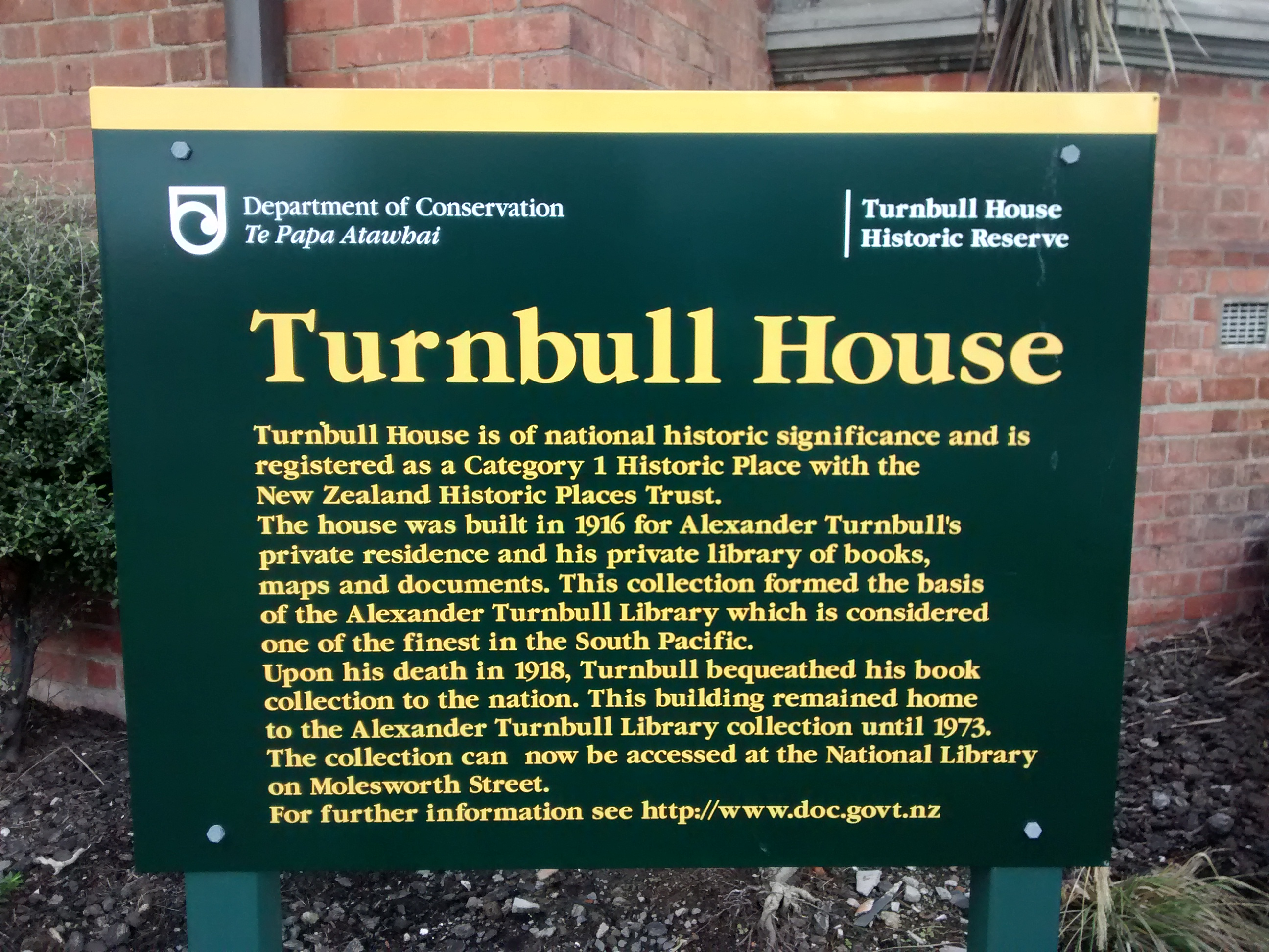 maison turnbull wellington