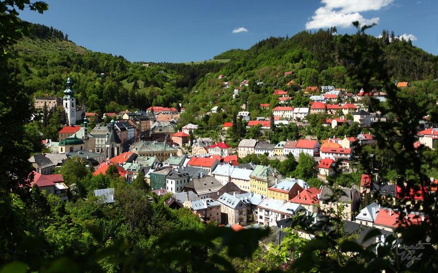 maisons Banská Štiavnica