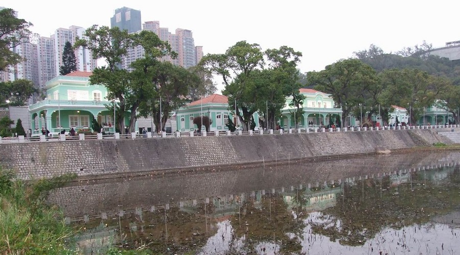 maisons coloniales macao 1