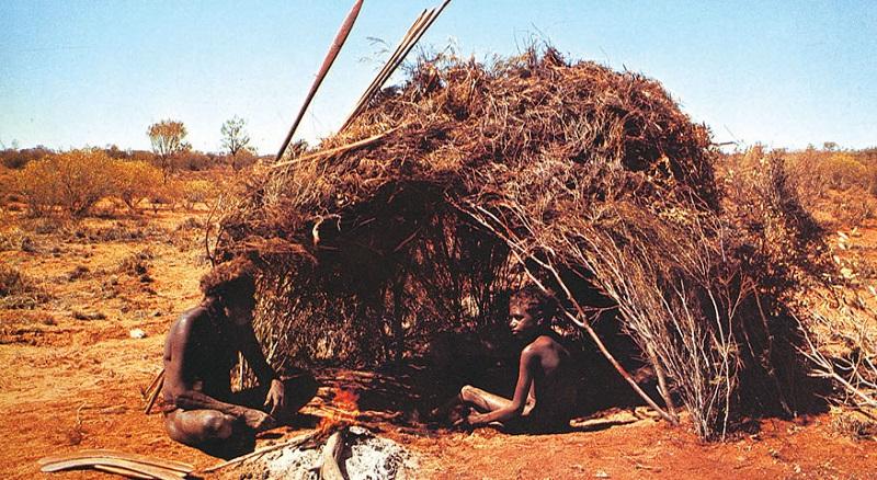 maison indigène Australie