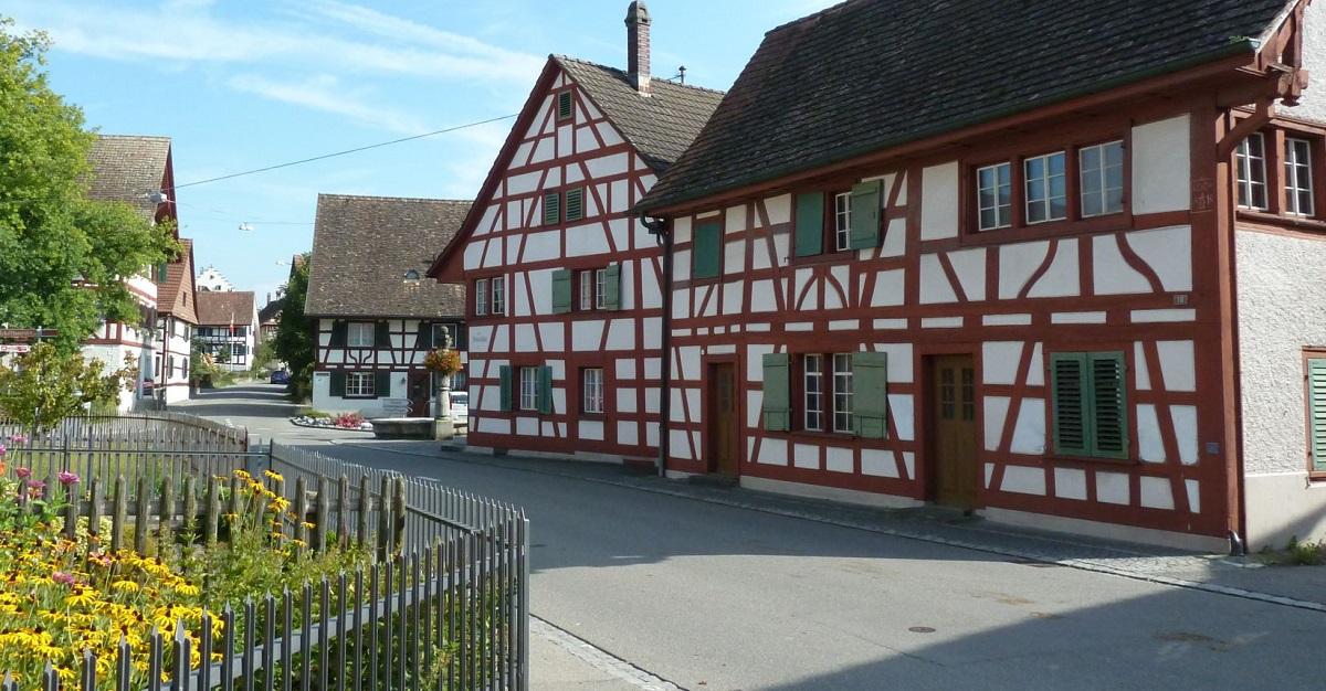 maisons pans de bois marthalen