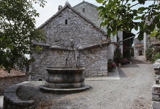 maisons traditionnelles de Štanjel