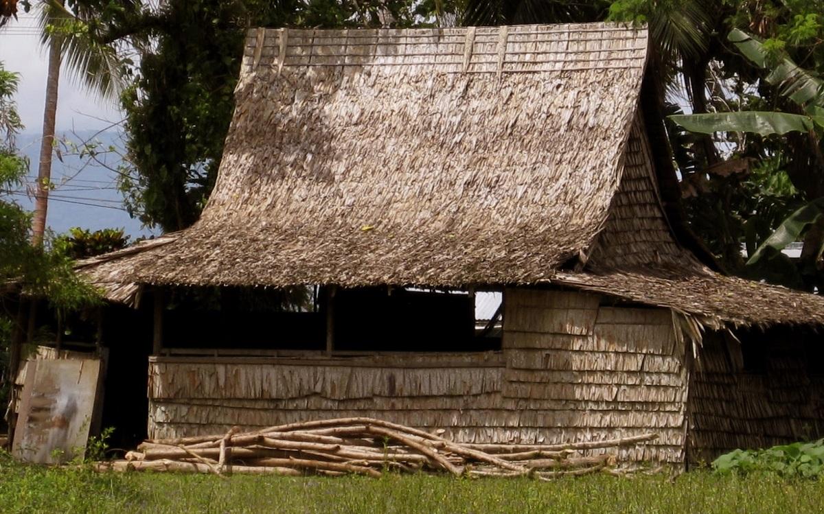 maison traditionnelle salomon