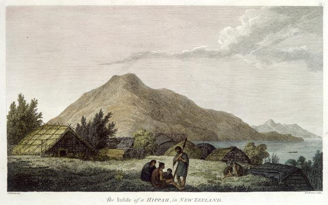 maisons traditionnelles maori nouvelle zelande