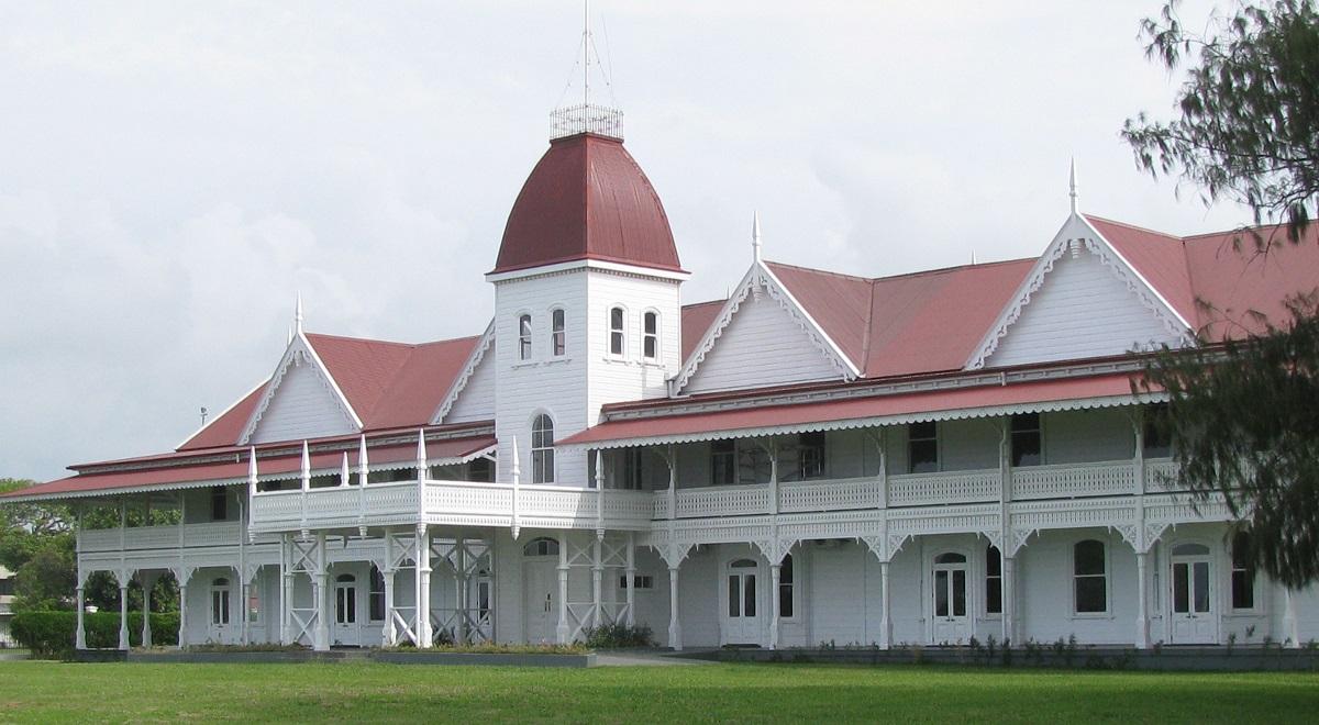 palais royal tonga