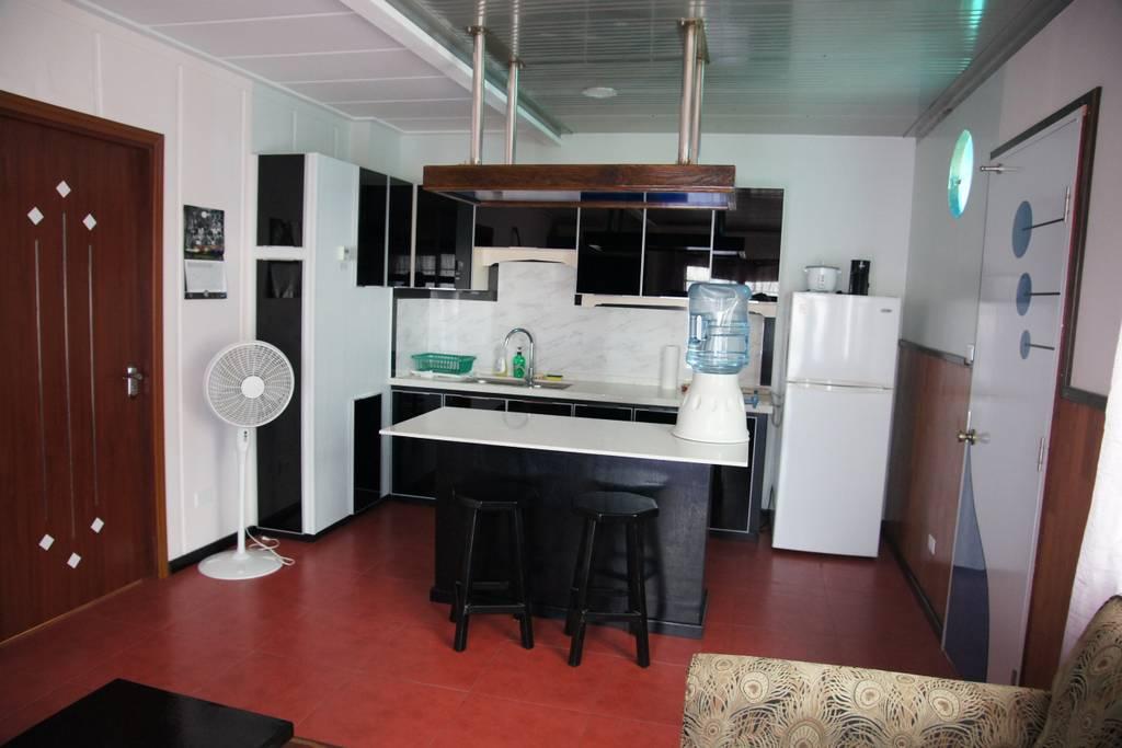 Premier appartement excellent dcoration intrieure for Appartement conteneur