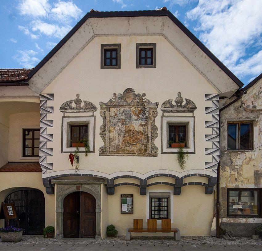 maison Šivec Radovljica