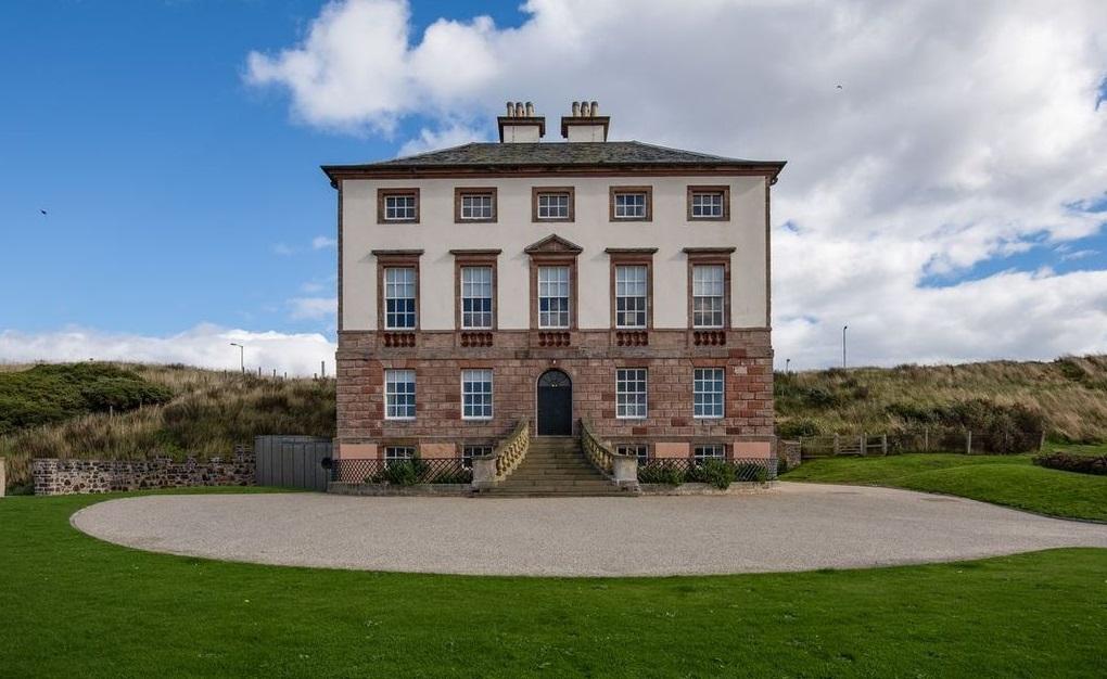 Ancienne maison marchand Écosse