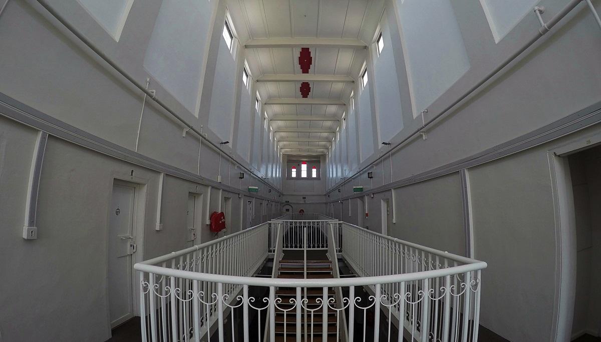 logements dans une prison