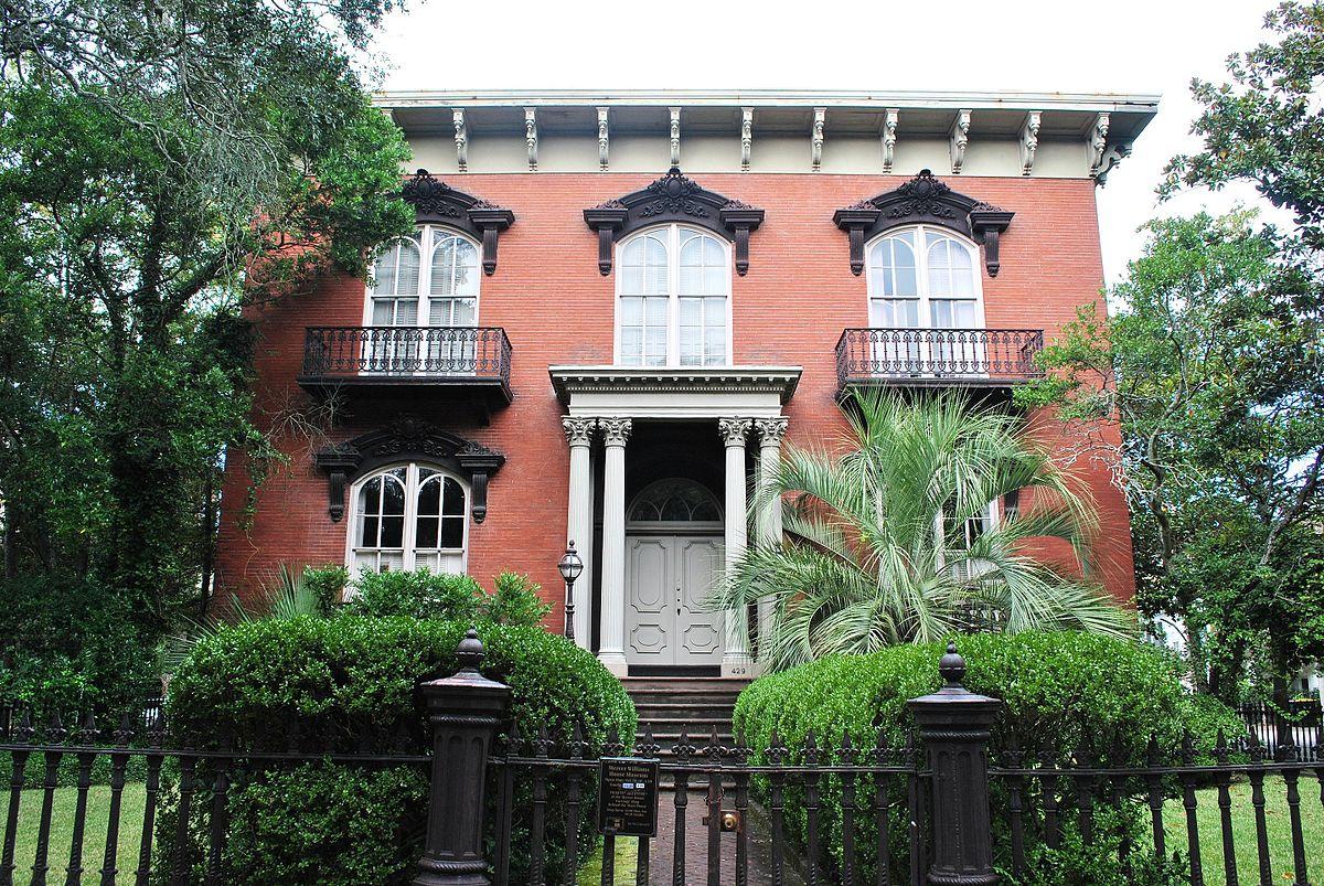 maison Mercer Williams savannah