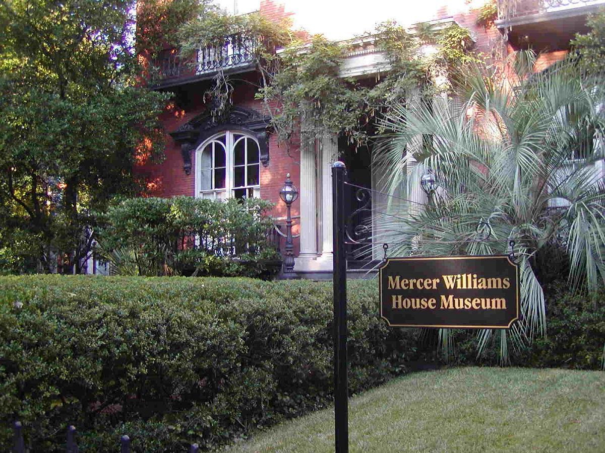 maison Mercer Williams