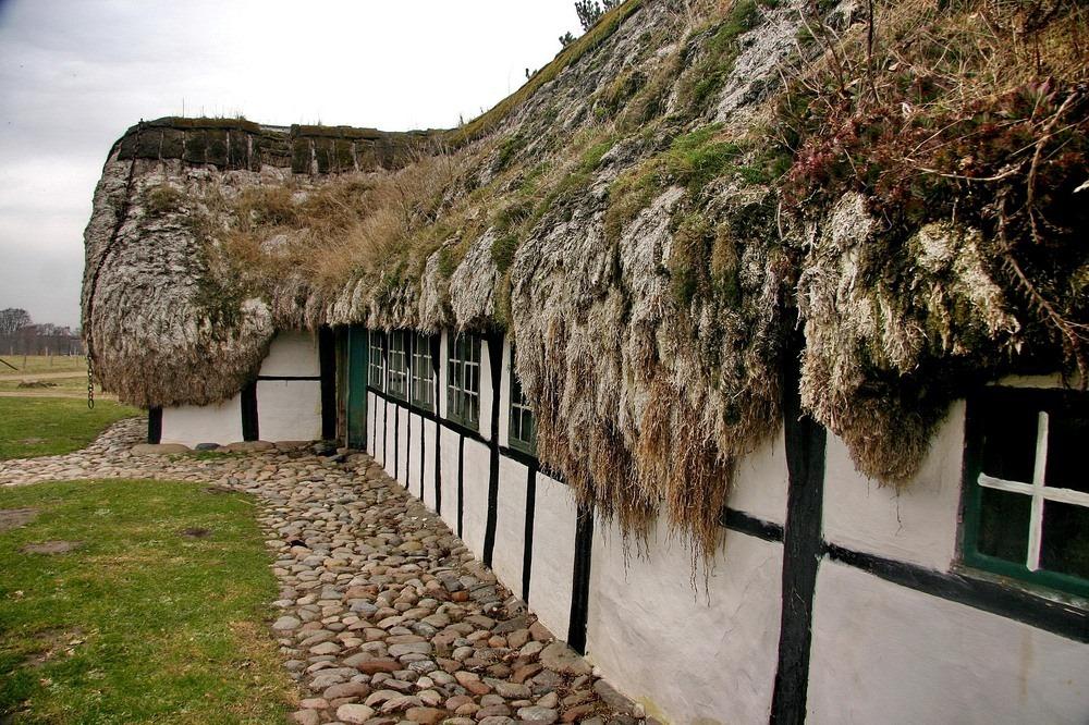 Læsø maison