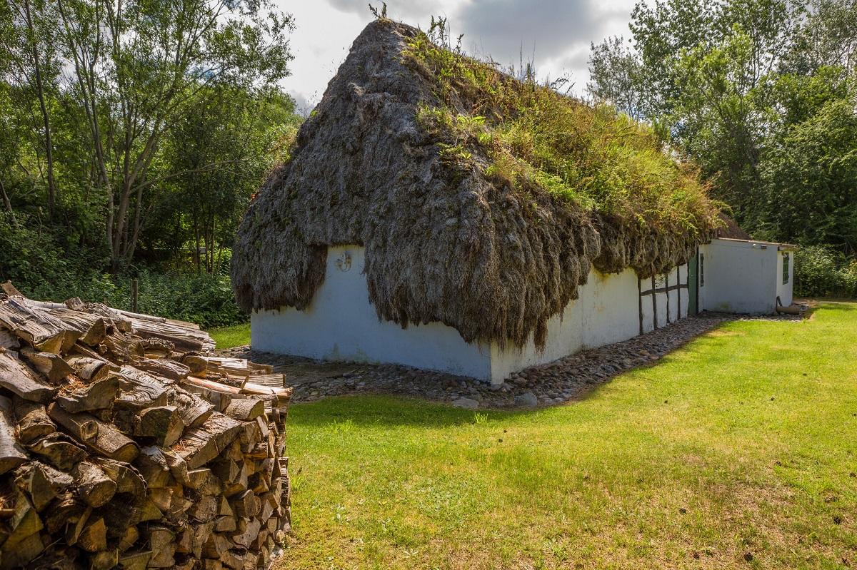maison algue Læsø
