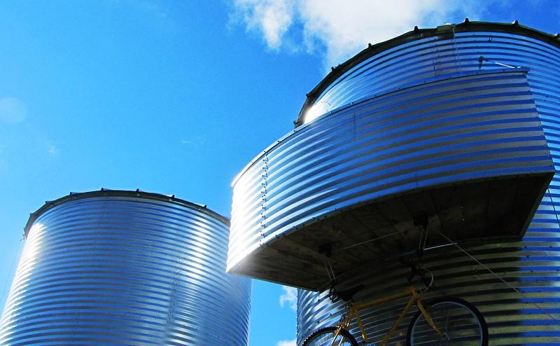 silos en habitation