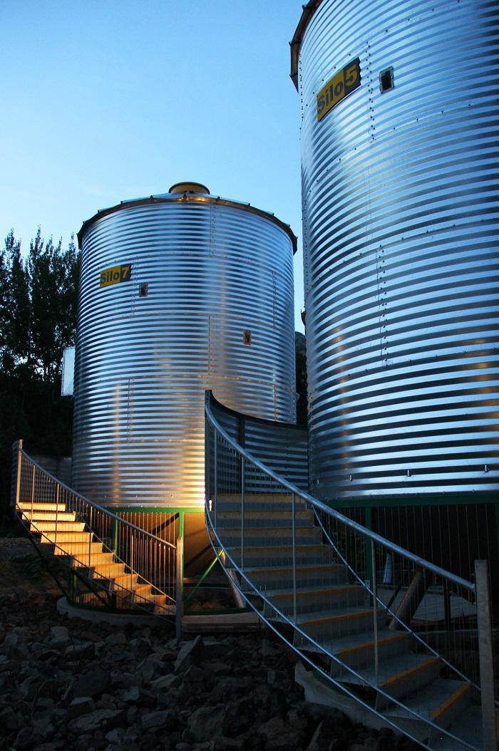 silo habitation