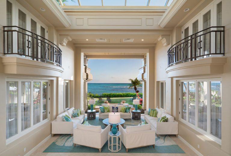 Magnifique maison en bord de mer à Honolulu