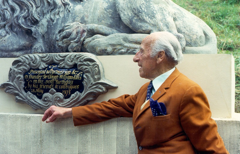 Sir Clough Williams-Ellis