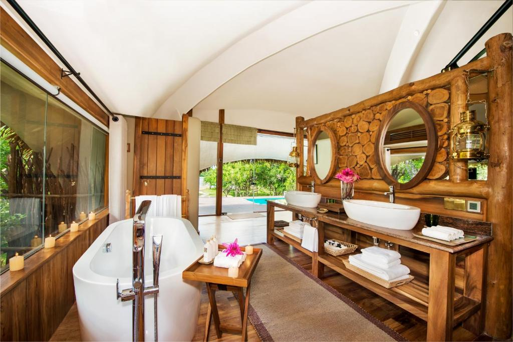 hutte au Sri Lanka