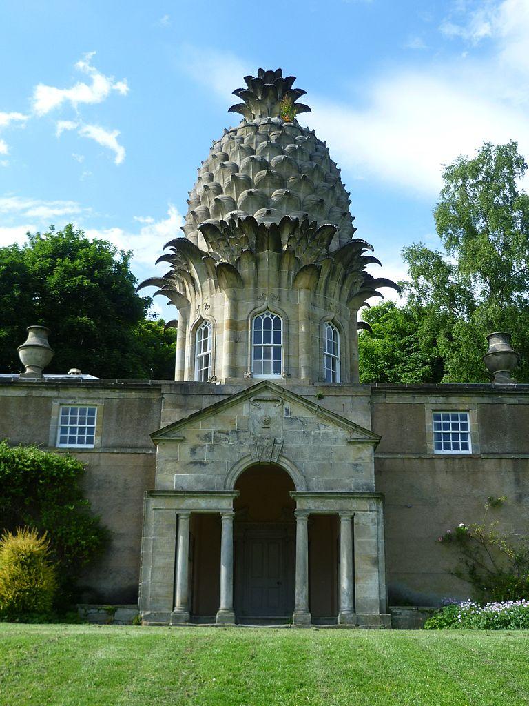 maison ananas dunmore