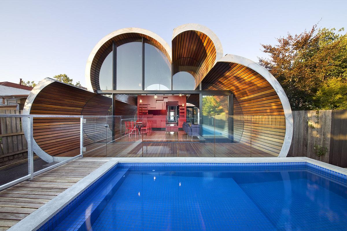 maison nuage australie