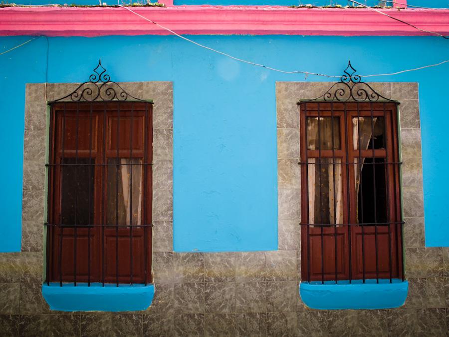 maison colorée caracas