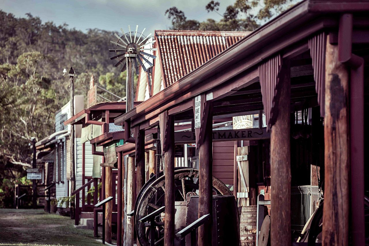 Heberton Australie
