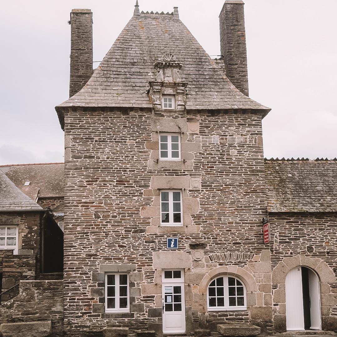 ancienne maison gouarec