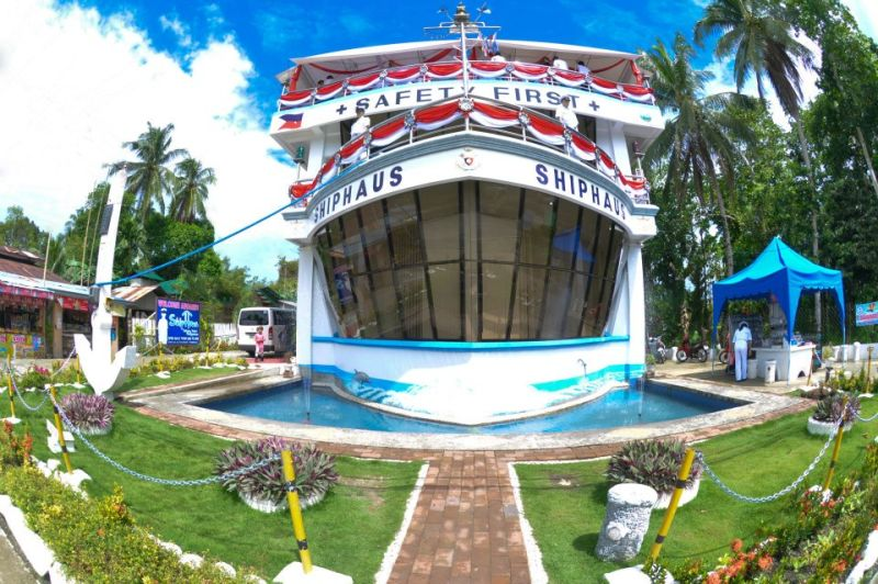 hotel bateau