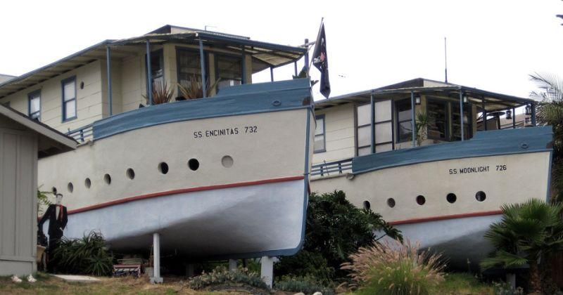 maison bateau