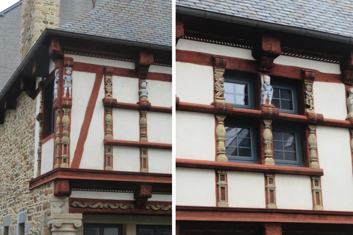 maison des piliers lanvollon