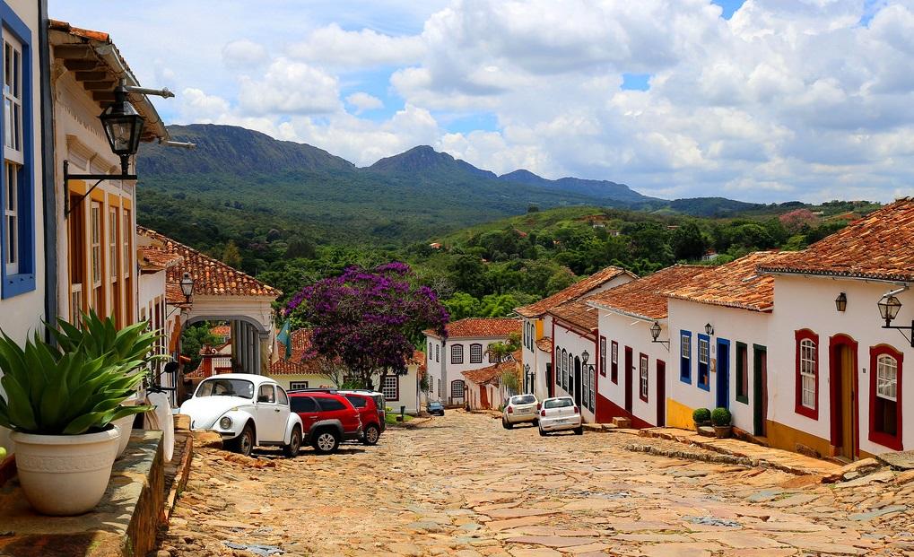 maisons coloniales tiradentes