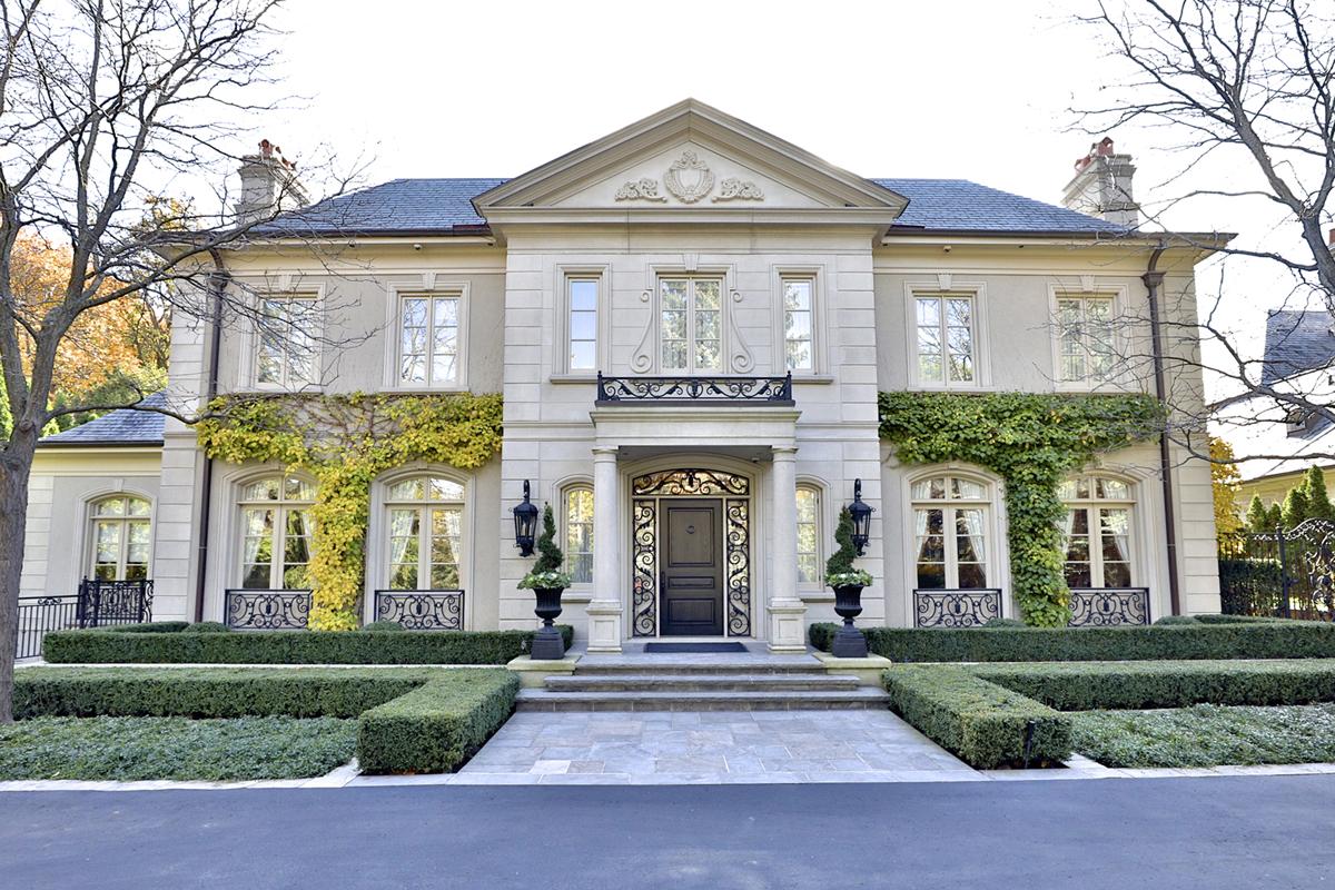 magnifique propriété de luxe à Toronto